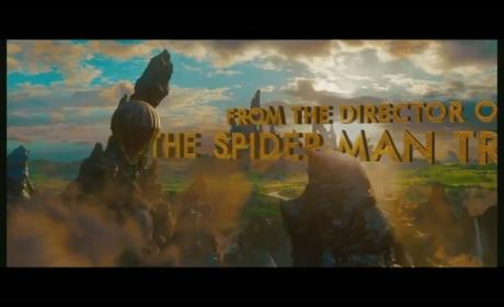 Oz The Great and Powerful Trailer: Full-Length Style!