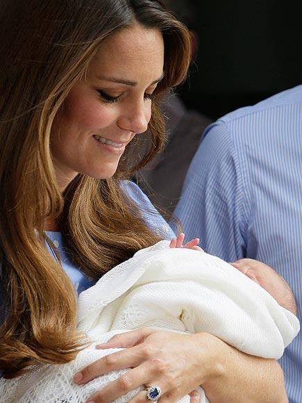 Kate Middleton and Royal Baby
