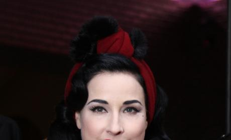 Dita Von Teese to Author Instructional Sex Guide