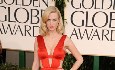 January Jones Welcomes First Child!