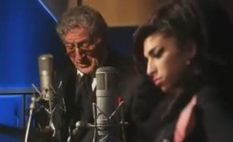 "Amy Winehouse-Tony Bennett ""Body and Soul"" Video Released: See Her Final Recording!"
