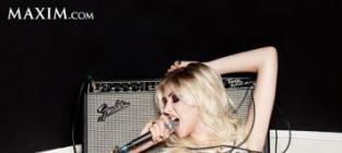 Taylor Momsen in Maxim