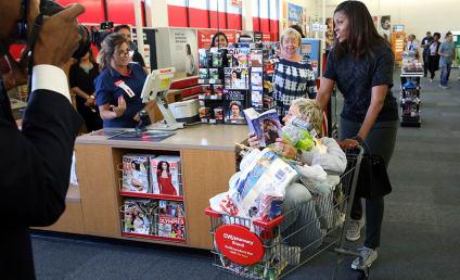 Ellen and Michelle Obama Shop at CVS, Hilarity Ensues