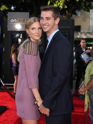 Taylor Hubbell, Heather Morris
