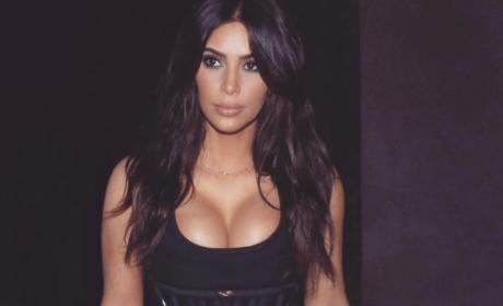Kim Kardashian, Big Chest