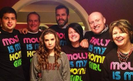 Molly is My Homegirl: Relatives Embarrass Teen, Have No Clue What They're Wearing