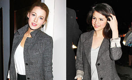 Celebrity Fashion Face-Off: Blake Lively vs. Selena Gomez