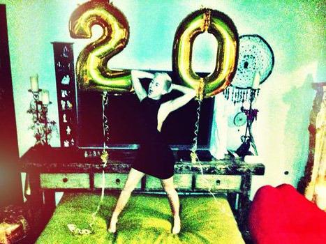 Miley Cyrus Birthday Tweet