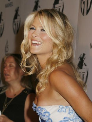 Ali Larter Blonde Hair