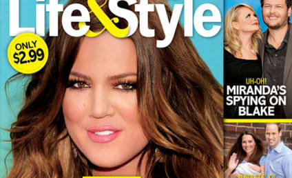 Khloe Kardashian: Determined to Raise Baby Alone!