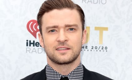 Justin Timberlake: Swatted!