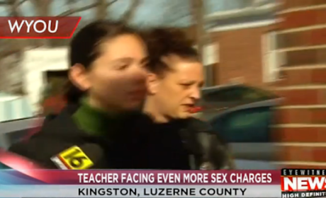 Lauren Harrington-Cooper, Pennsylvania H.S. Teacher, Jailed For Having Sex With Students