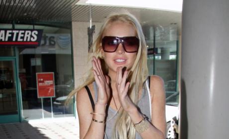 "Lindsay Lohan Named ""Artistic Advisor"" for French Fashion Company"