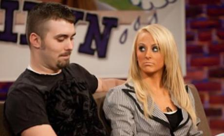 Leah Messer & Corey Simms: Getting Along Now That Leah's Off Drugs?