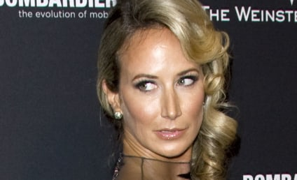 Lady Victoria Hervey Wears Next to Nothing at Golden Globes After-Party