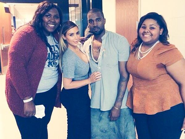 Kimye and Fans
