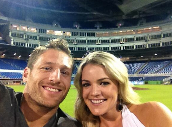 Juan Pablo and Nikki Selfie