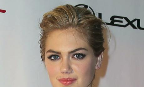 Kate Upton and Blake Griffin: Dating, Possibly!