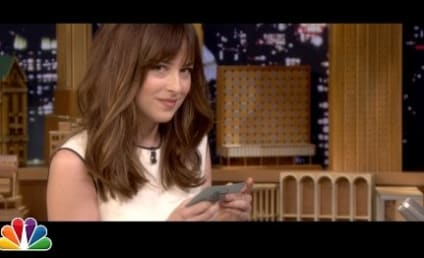 Dakota Johnson, Jimmy Fallon Prove Anything Can Be Sexy ... or Not