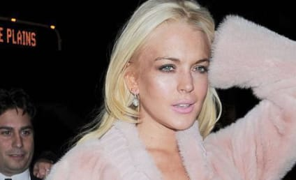Lindsay Lohan: Supposedly Sober, Really Red-Headed