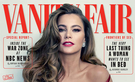 Sofia Vergara to Vanity Fair: I Wish I Had Fake Boobs!