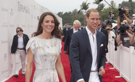 William and Catherine