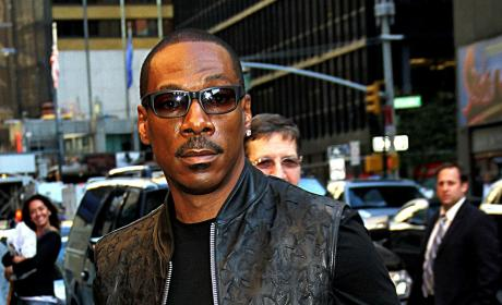 Rocsi Diaz and Eddie Murphy: New Couple Alert!