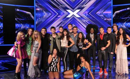 The X Factor Results: Dwindled to a Dozen