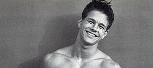 Mark Wahlberg Calvin Klein Photo
