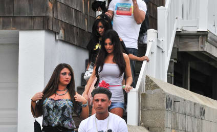 They're Back: Jersey Shore Cast Returns to Seaside