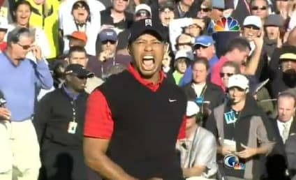 Tiger Woods Actually Wins Golf Tournament!