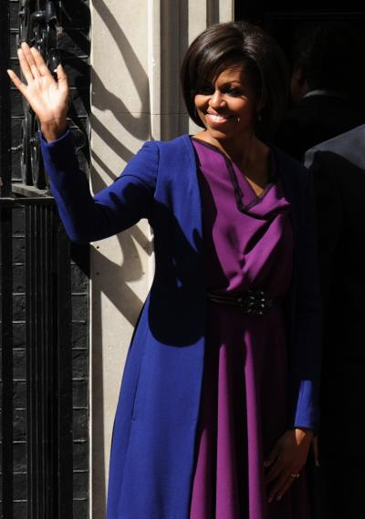 Gorgeous First Lady