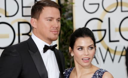 "Channing Tatum GUSHES Over ""Magical Creature"" of a Wife"
