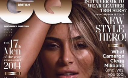 Kim Kardashian GQ Cover: Now with Less A$$ Crack!