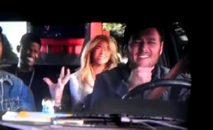 The Voice Season 4 Promo: Usher, Shakira and a Total Eclipse of the Heart