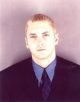 Eminem Mug Shot 2!