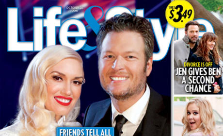Blake Shelton and Gwen Stefani: Wedding in the Works?!?