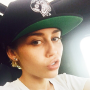 Miley Cyrus Smokes on Instagram, Appears to Flash Nipple