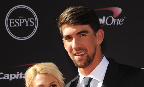 Win McMurry: Dating Michael Phelps!