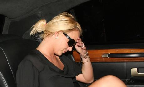 Report: Britney Spears Longs For Adnan Ghalib