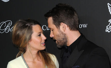 Blake Lively and Ryan Reynolds Welcome First Baby!
