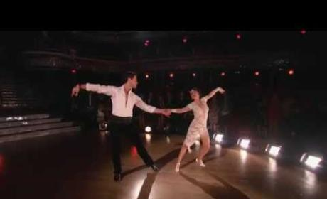 Janel Parrish & Val Chmerkovskiy - Argentine Tango (Dancing with the Stars)