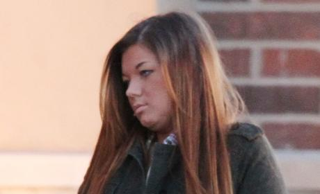 Amber Portwood: Knocked Up By Adam Dockery?