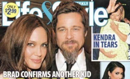 Will a New Baby Save Brangelina?