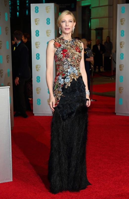 Cate Blanchett: 2016 EE British Academy Film Awards
