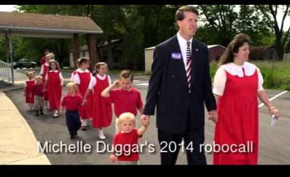 Michelle Duggar Likens Transgender People to Child Molesters
