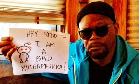 Samuel L. Jackson Holds Contest on Reddit, Offers to Read Winning Monologue