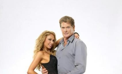 David Hasselhoff Asked to Be Filmed While Wasted