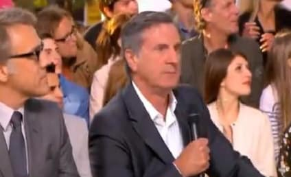 Cannes Shooting: Gunfire Interrupts Christoph Waltz Interview