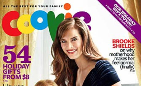 Adorable Alert: Brooke Shields and Daughters